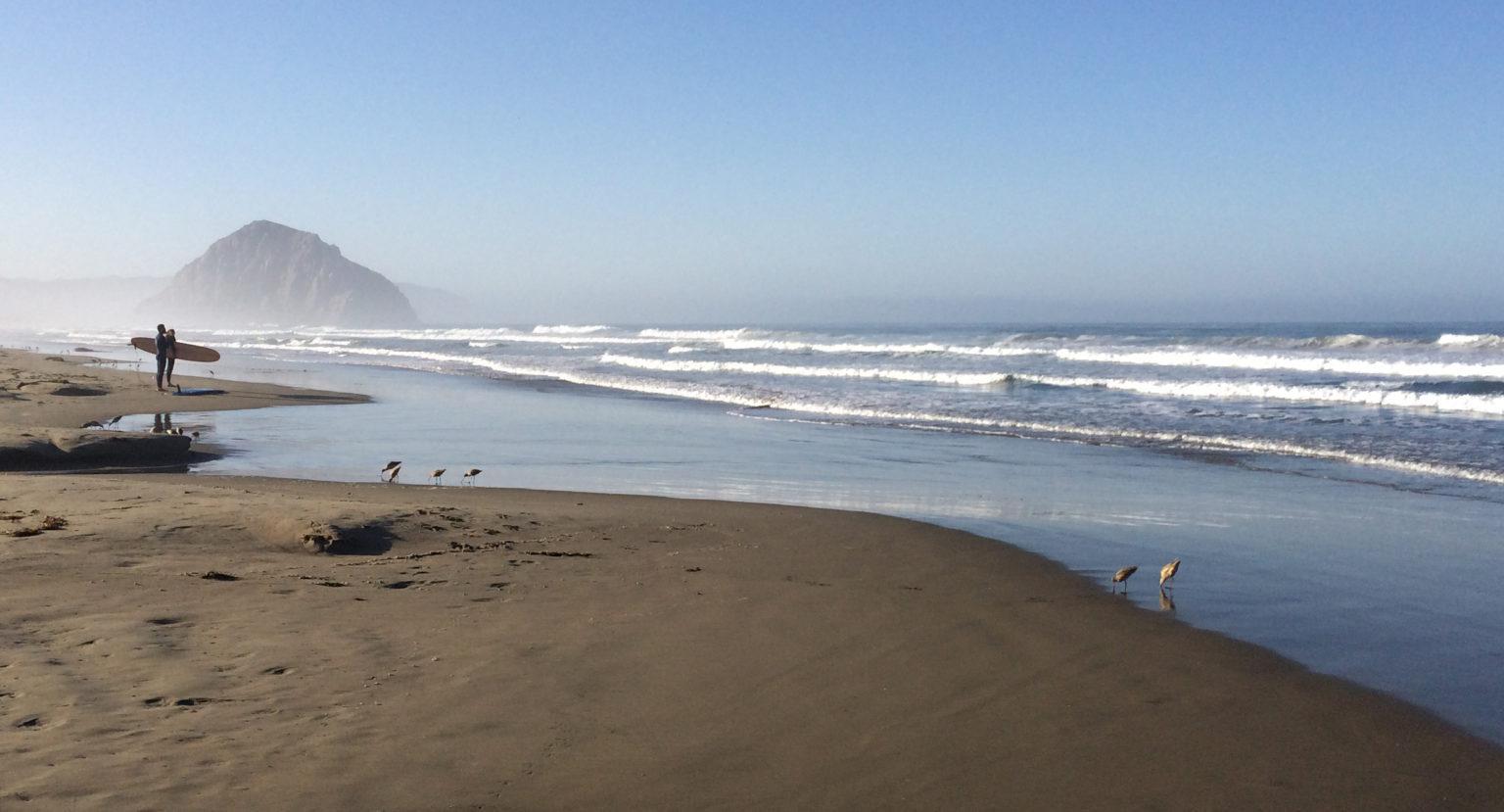 Morro bay beach 1536x829