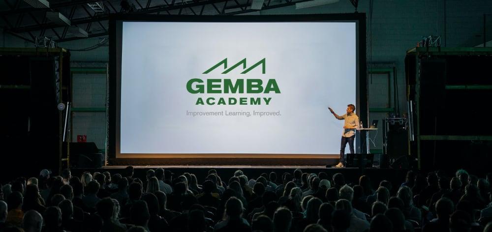 Conference presentation wide